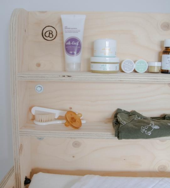 Babykamer duurzaam