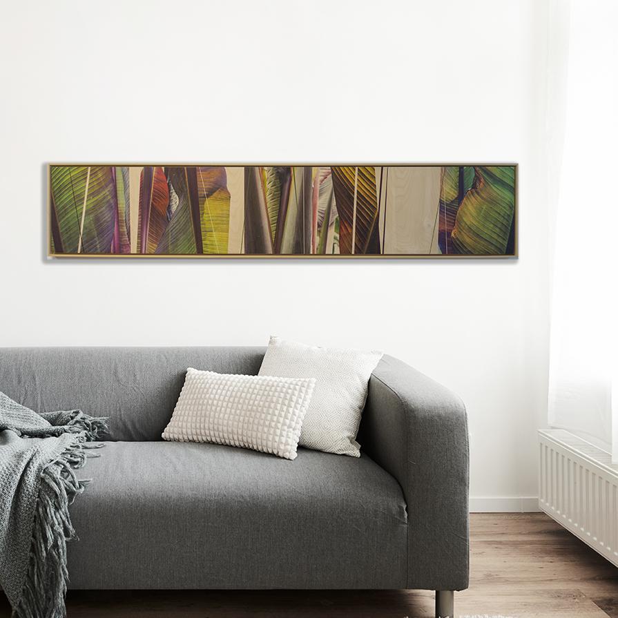 Kunst van groenteafval Studio Angelique van der Valk