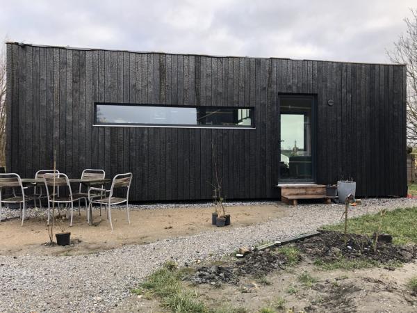 Duurzame interieurstylist duurzaam bouwen tiny house