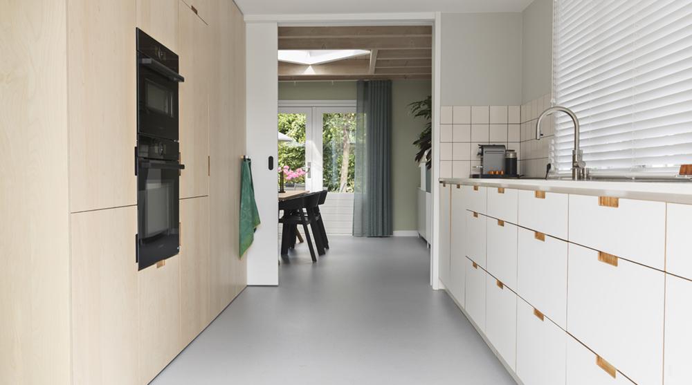 Eco huis den bosch maatwerk keuken
