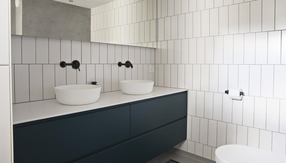 PURE Styling Eco huis den bosch badkamer