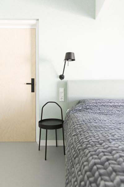PURE Styling Eco huis den bosch slaapkamer