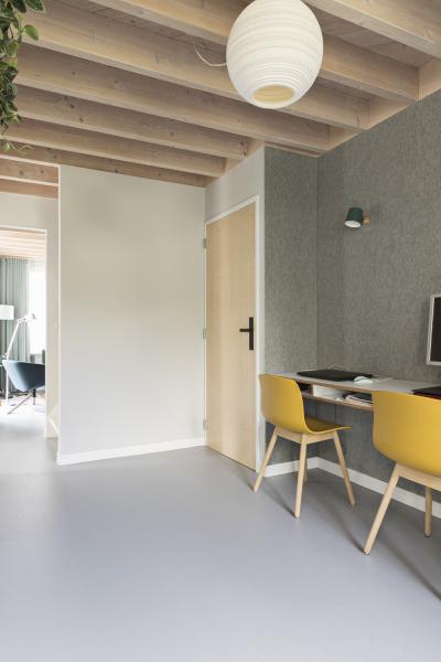 ontwerp eco huis den bosch PURE styling