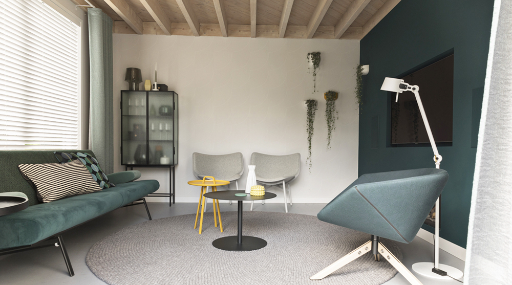 PURE Styling Eco huis den bosch woonkamer