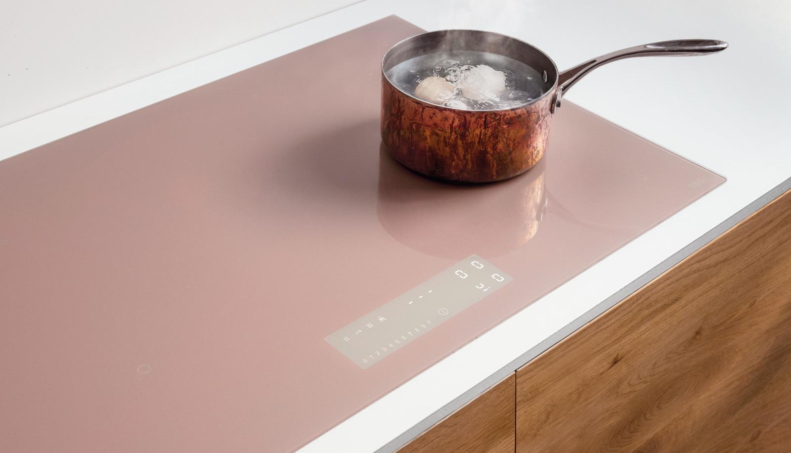MAKUS Simply Pink! inductiekookplaat