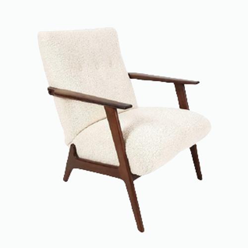Reliving vintage woonkamer stoel