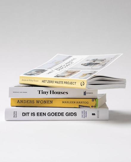 PURE Styling duurzame boeken