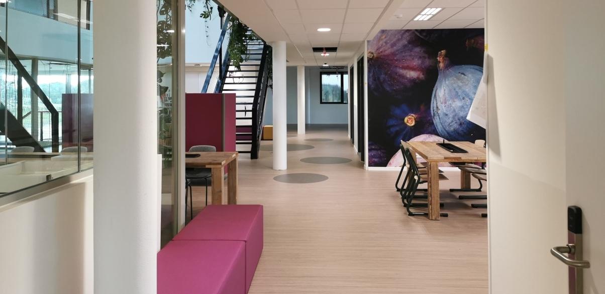 Studio M 74 Aeres Hogeschool Almere Doorkijk