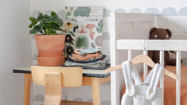 Kamer Duurzame kinderkamer stylist