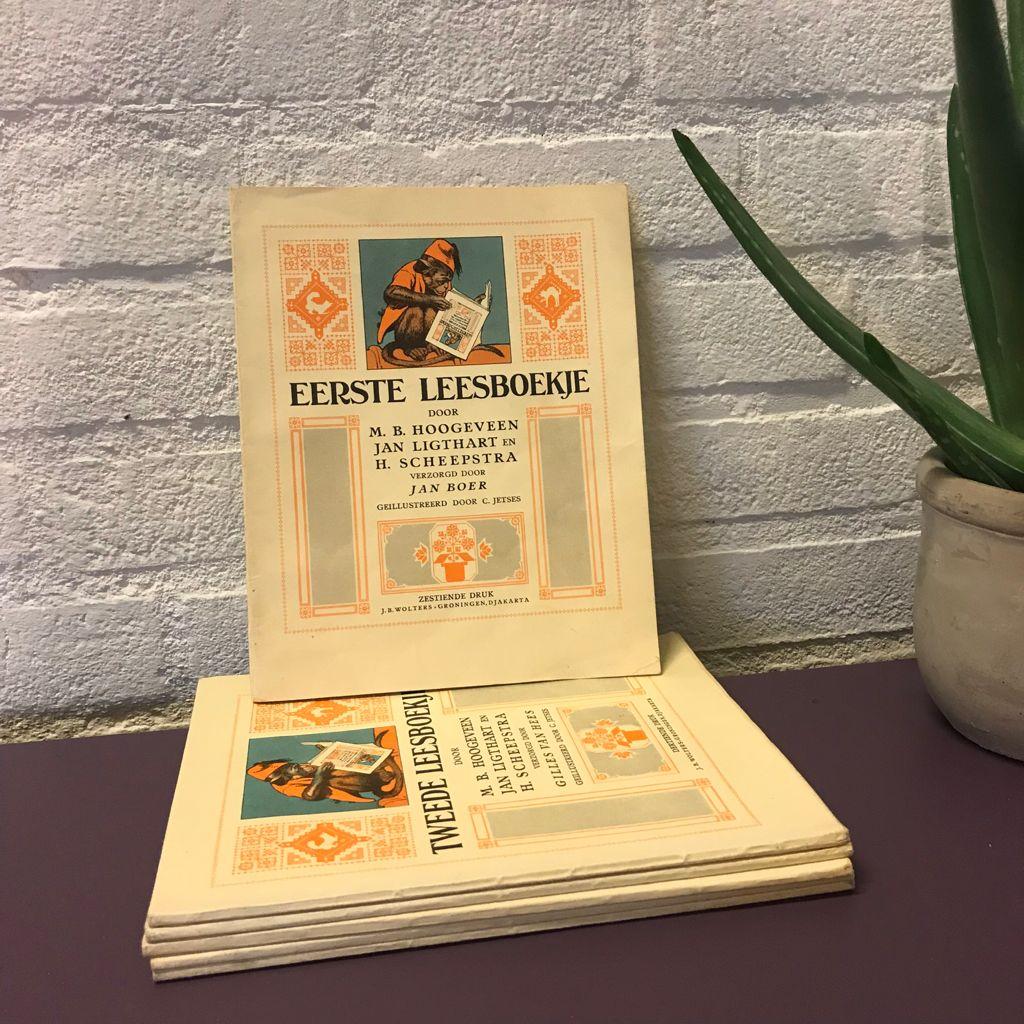 Eerste leesboekje Kringloop Amersfoort Leusden